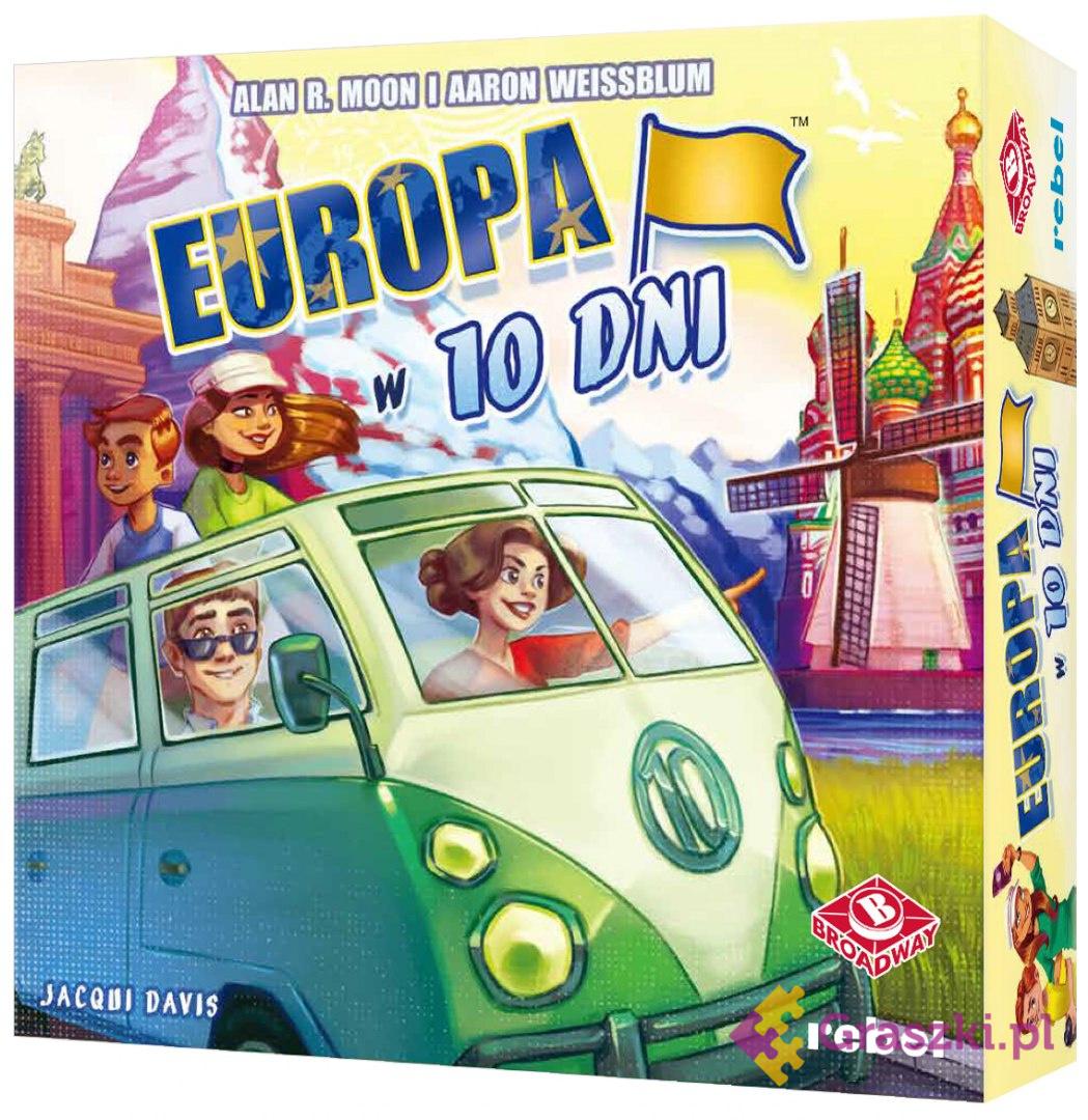 Europa w 10 dni // darmowa dostawa od 249.99 zł // wysyłka do 24 godzin! // odbiór osobisty w Opolu